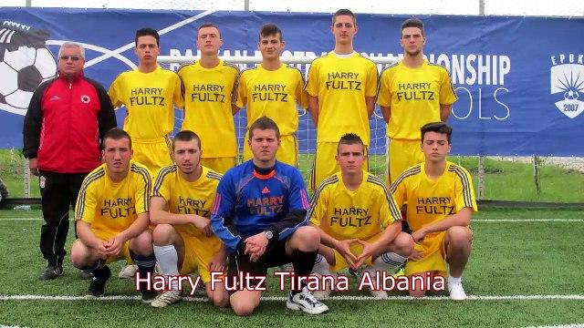 Balkan Football Championship for High Schools 2014