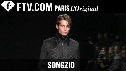 Songzio Men Designer's Inspiration | Paris Men's Fashion Week Fall 2015-16 | FashionTV