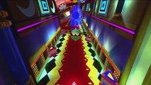 Extrait / Gameplay - Sonic Lost World (Gameplay 2D et 3D sur Wii U)