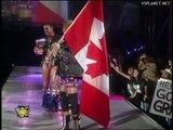 Dude Love's WWE Debut: w. Steve Austin vs Owen Hart & British Bulldog, WWF RAW is WAR 14.07.1997