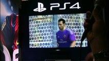 Pré-test - FIFA 14 (Match PS4 - PGW 2013)