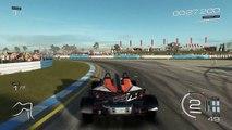 Extrait / Gameplay - Forza Motorsport 5 (KTM X-Bow R - Sebring International Raceway Florida)