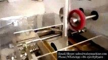 L'équipement d'emballage de film soluble dans l'eau, sous forme de film soluble dans l'eau PVA remplit appareil EAL