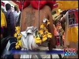 Malaysian hindus mark Thaipusam Carnival