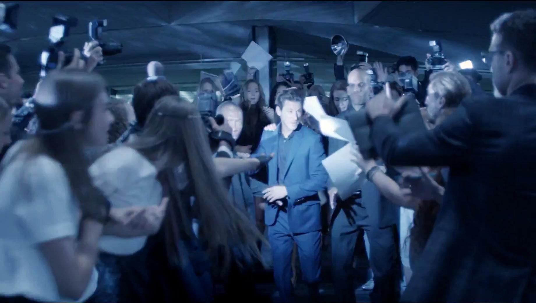 Chanel : Bleu de Chanel avec Gaspard Ulliel
