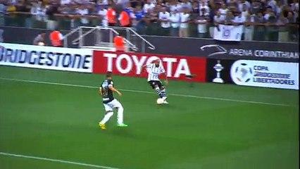 Copa Libertadores 2015 - Corinthians 4-0 Once de Caldas