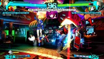 Test vidéo - Persona 4 Arena Ultimax (Version Ultime !)
