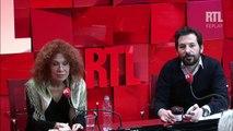 Stéphane Bern reçoit Julia Migenes dans A La Bonne Heure du 05.02.15 Partie 3