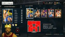 NBA 2k15 MyTeam Best Shooters Challenge! Jordan & Ray Allen Shoots LIGHTS OUT! Funny Gameplay!