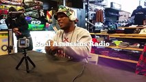 "YG Hootie & Mitchy Slick ""Ice Cream"" Freestyle @ Shade 45 ""Soul Assassins Radio"" with DJ Muggs, 02-02-2015"