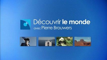 Teaser collection Découvrir le monde avec Pierre Brouwers