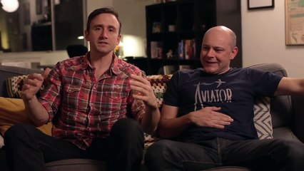 Eli and Rob Corddry announce the Winning Destination