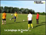 Thouars Foot 79: les gestes techniques