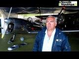 Châteauroux : deux avions anciens au Salon du Bourget