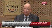 Audition de Rémy Pflimlin, Président de France TV - Audition
