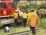 Inició audiencia preliminar por accidente de autobús que dejó dos fallecidos en 2010