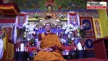 Davina : de Gym tonic au bouddhisme