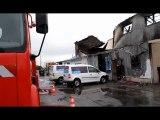 Incendie dans deux entreprises de Châteauroux