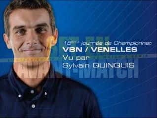 Set en avant match VBN - VENELLES