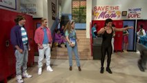 Jimmy Fallon's SAVED BY THE BELL Reunion | What's Trending Now