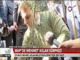 MHP'de Mehmet Aslan sürprizi Oyuncu Mehmet aslan vekilliğe yeşil ışık yaktı