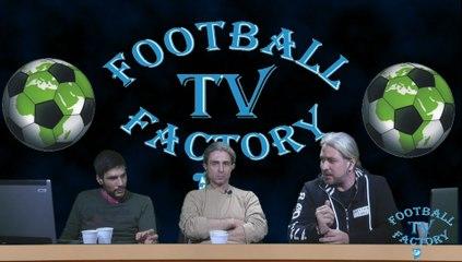 4η εκπομπή Football Factory (5-2-2015 )