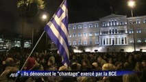 Grèce: importante manifestation à Athènes contre l'austérité