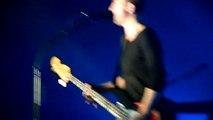 Calogéro concert lanester 31/01/2015 Elle me manque déjà-Midnight express-Aussi libre que moi