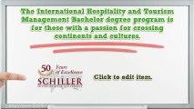 Call (855) 787-2262, Schiller University, hospitality management bachelors degree florida, hospitality education, hospitality education tampa