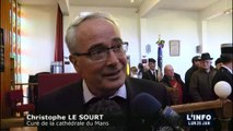Attentats en France : Hommage aux victimes (Sarthe)