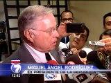 Inicia audiencia para definir si Miguel Ángel Rodríguez va a juicio por peculado