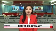 Greek, German finance ministers publicly clash over Greek financial crisis
