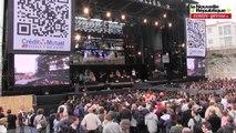 VIDEO. Imany en concert aux Francofolies de la Rochelle