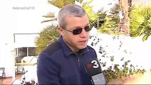 TV3 - Els Matins - El vent bufa amb cops de més de 150 km/h