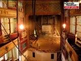 VIDEO Châtellerault : visite en avant-première du chantier de l'ancien théâtre
