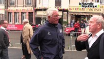 VIDEO. Tours : Avec les suiveurs de la course Paris-Tours