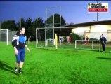VIDEO. Football : les gardiens du Poitiers FC à l'entraînement