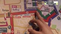 VIDEO. Tours : Présentation des essais du tramway