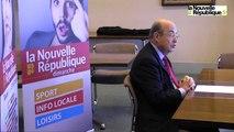 VIDEO. Tours : Jean Germain face à la rédaction de la NR