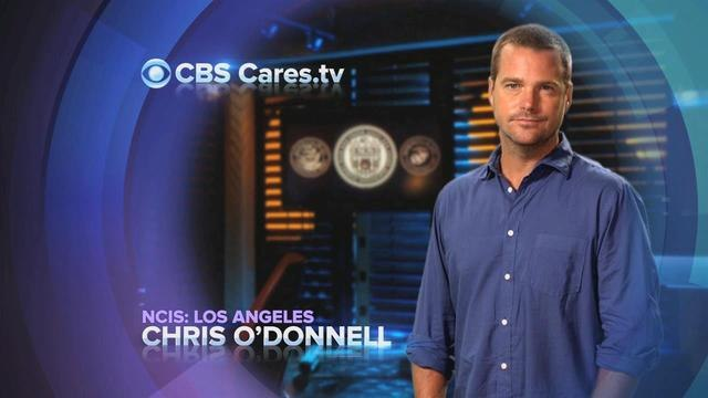CBS Cares - Chris O'Donnell On Child Abduction