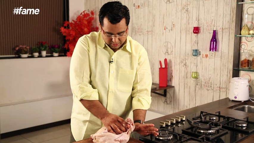 How to Debone a Whole Chicken at Home | Easy Steps by Chef Ajay Chopra