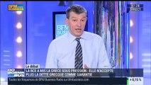 """Nicolas Doze: Crise grecque: """"La décision de la BCE est parfaitement recevable !"""" - 06/02"""
