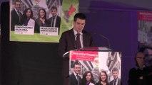 Mathieu Hanotin 1ère partie - réunion publique de Saint-Denis