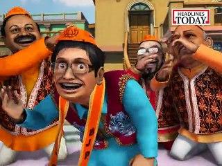 So Sorry :Qawali war before Delhi fight