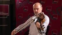 Bach et Berio, par Christophe Desjardins | Le live de la matinale