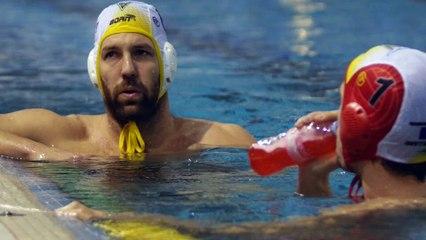 Water-Polo Masculin: Marseille-Montpellier (7ème journée - 2014/2015)