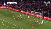 Football highlights - Manchester United vs Cambridge United 3-0 All Goals - Football today - Football scores -