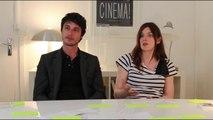 Valérie Donzelli et Jérémie Elkaïm, interview pour La Guerre est déclarée