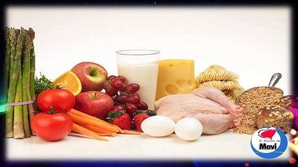 Alimentos y jugos para la anemia