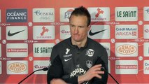Nancy-Brest : Conférence de presse d'avant-match